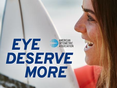Eye Deserve More... Mis Ojos Merece Más...