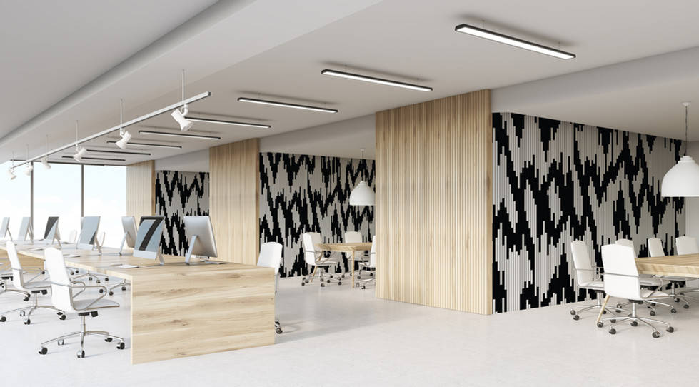 Tectonic - Great Rift on Wallcovering