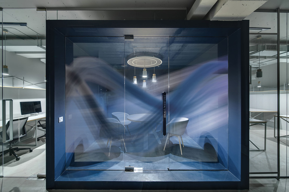 Aerodyne on Glass Film