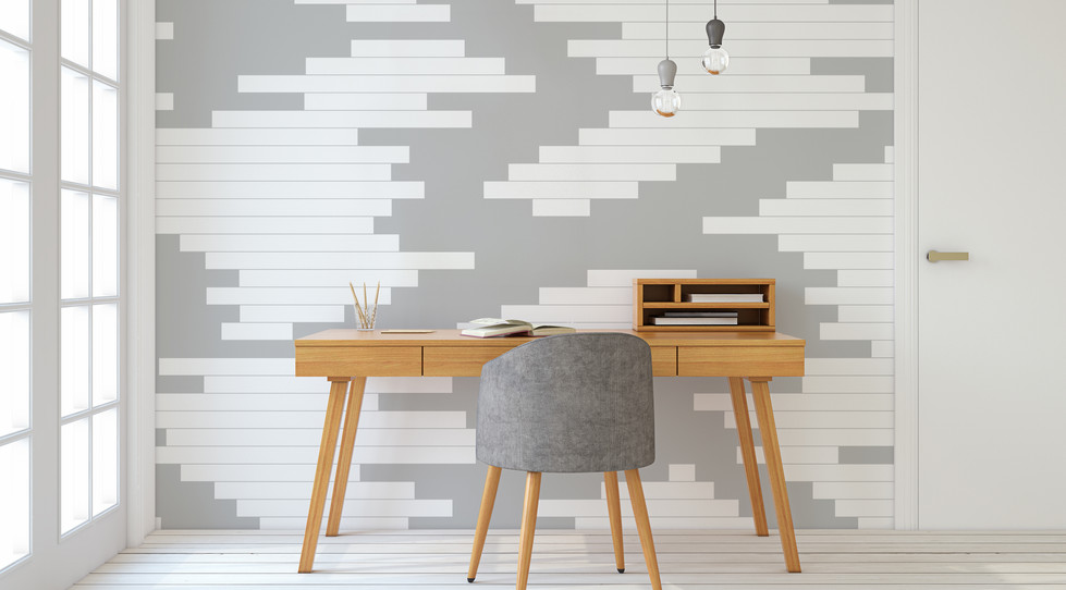 Tectonic - Antarctica on wallcovering