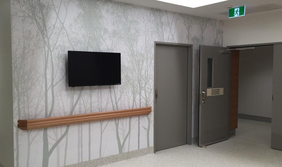 HOSPITAL GRADE WALL VINYL