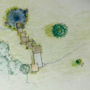 Private residence - landscape