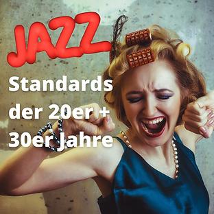 Barpianist David Lodenkemper: Jazz-Standards der 20er + 30er Jahre