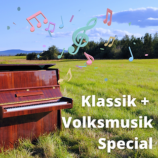 Barpianist David Lodenkemper: Special Klassik und Volksmusik