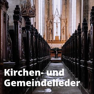 Barpianist Davi Lodenkemper: Kirchen- und Gemeindelieder