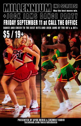 No Scrubs Dance September 11 2015