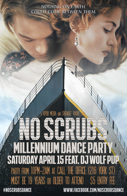 No Scrubs Dance Aoril 15 2017