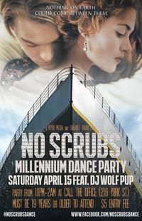 No Scrubs Dance Aoril 15 2017