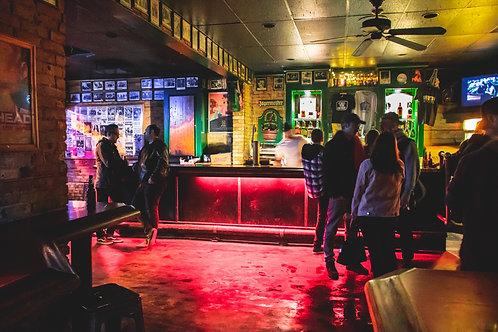 Shot of the Bar feat. Tony - Photo Print