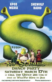 No Scrubs Dance March 17 2018
