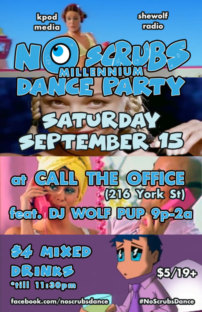No Scrubs Dance September 15 2018
