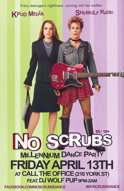 No Scrubs Dance April 13 2018