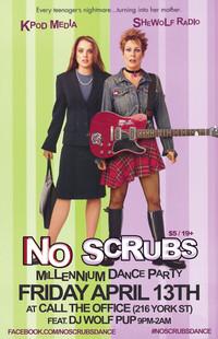 No Scrubs Dance April 13 2018