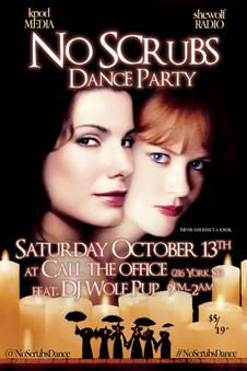 No Scrubs Dance October 13 2018