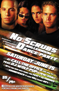 No Scrubs Dance June 15 2019