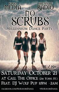No Scrubs Dance October 21 2017