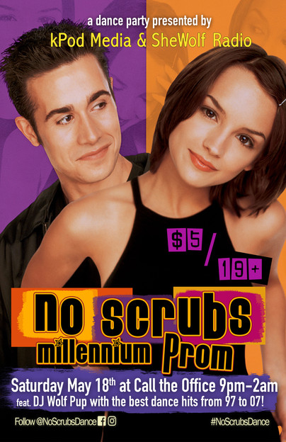 No Scrubs Dance May 18 2019