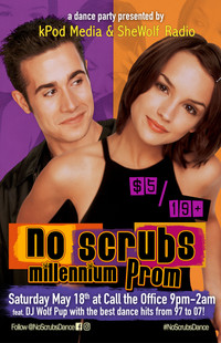 No Scrubs Dance May 18 2019