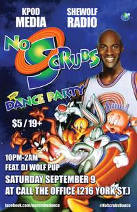 No Scrubs Dance September 9 2017