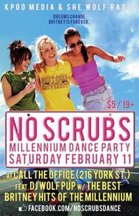 No Scrubs Dance February 11 2017