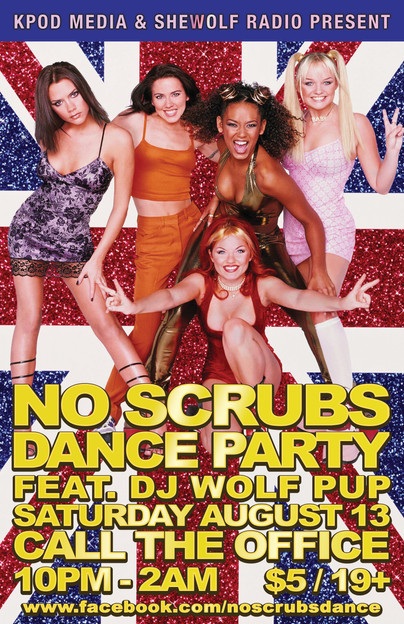 No Scrubs Dance August 13 2016
