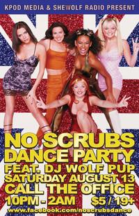 No Scrubs Dance August 13 2016