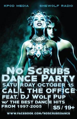No Scrubs Dance October 15 2016