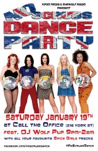 No Scrubs Dance January 19 2019