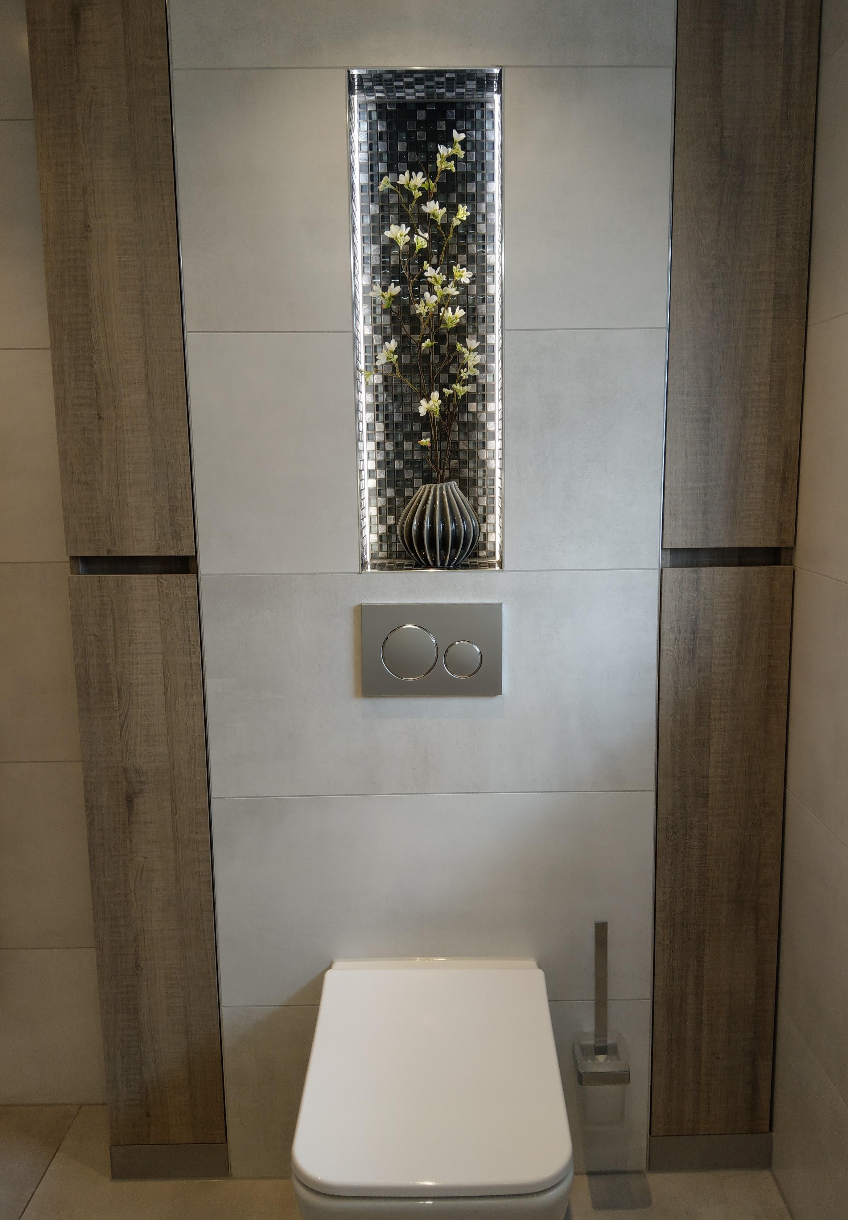 Badkamer Terneuzen tegels nis groot