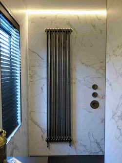 Hoge radiator