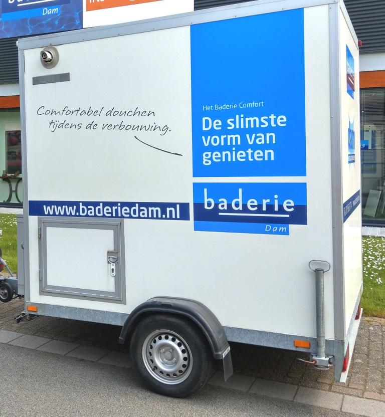 Mobiele badkamer Baderie Dam Terneuzen 1
