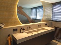 Luxe badkamer Zaamslag