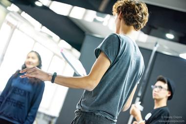AFEW workshop. Dance 4 Life training. Selected reportage shots.