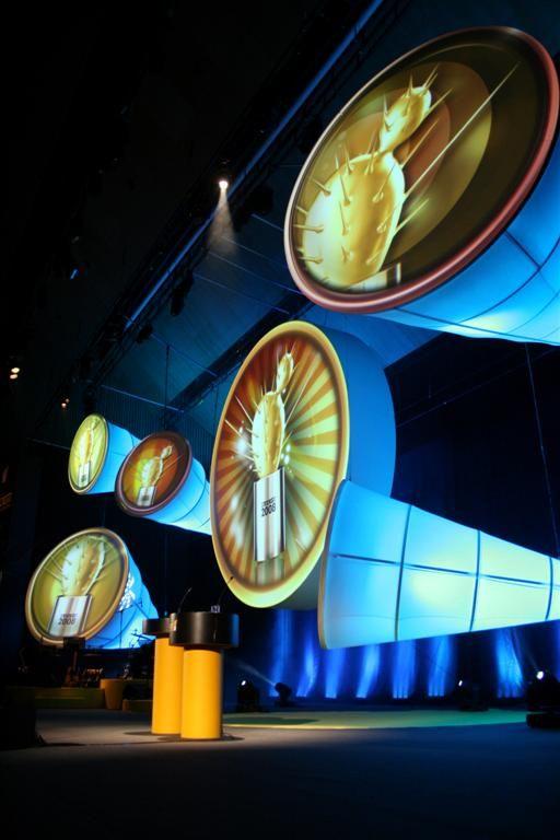 The Golden Kaktus Award show
