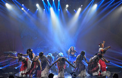 World Dance for unity - china 2015