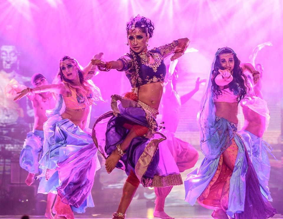 Dance for unity 2015 - Meera