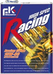 High Spec Racing consists of 100% chemical synthesis oil containing a copious amount of PAO.   15W-60 contributes to smooth driving for middle or large sized sports cars. Excellent torque stabilization.   Suitable for: High performance cars Middle or Large sized sports cars Flat Engine Cars Rotary Engine Cars