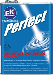 Perfect consists of hydrocracking base oil which  is as efficient as chemical synthesis oil.   A high degree of viscosity. Suitable for various cars such as European or Japanese cars for any any season.   Suitable for: High performance cars Sports Cars (Turbo, NA) European Cars