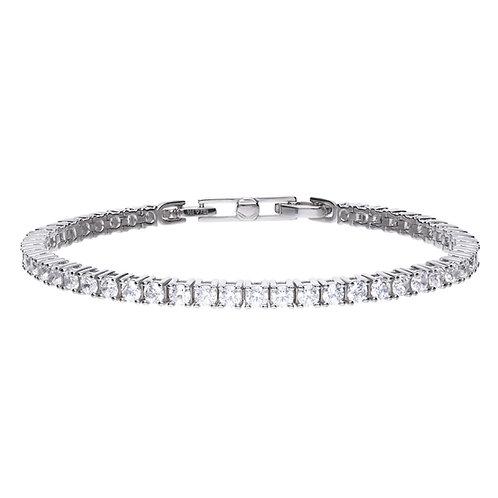 Claw Set Zirconia Tennis Bracelet