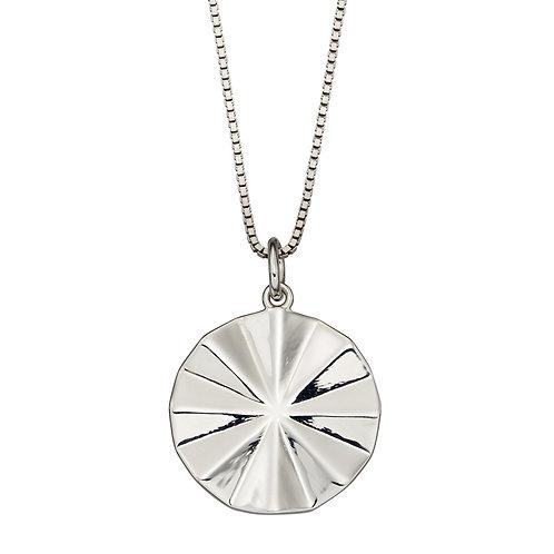 Fiorelli Diamond Cut Bevelled Necklace