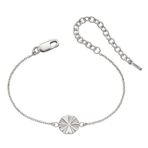Fiorelli Diamond Cut Bevelled Bracelet