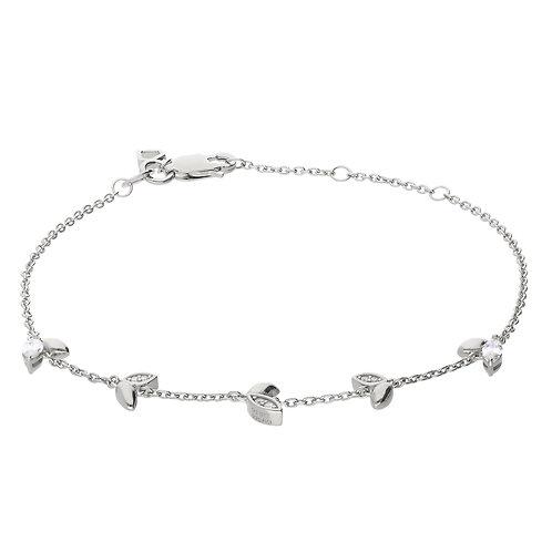 Marquise and Multi-Stone Bracelet