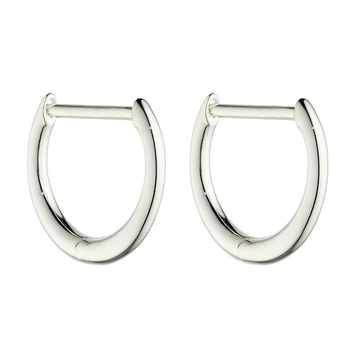 Hinged Hoop Earrings