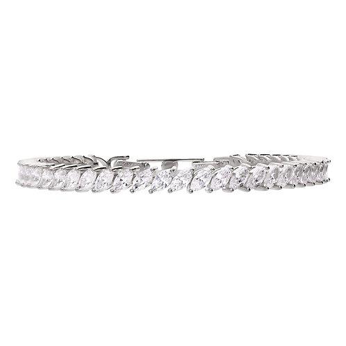 Marquise Set Zirconia Bracelet