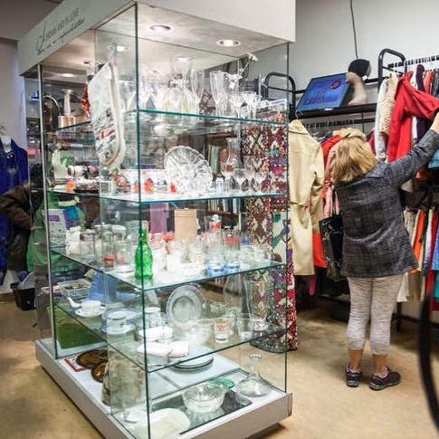 Clothes and Collectibles