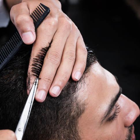 Scissors & Comb