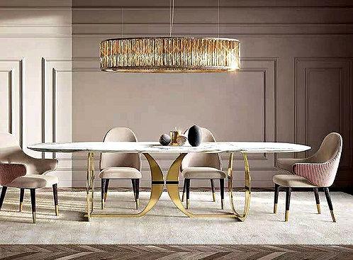 CRYPTOR GLOBAL ™️©️  The SCALA Dinning Table Set
