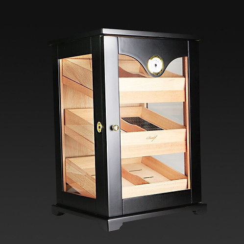 CRYPTOR GLOBAL IMPERIO Cigar Humidor High-Quality Multiple Lacquer