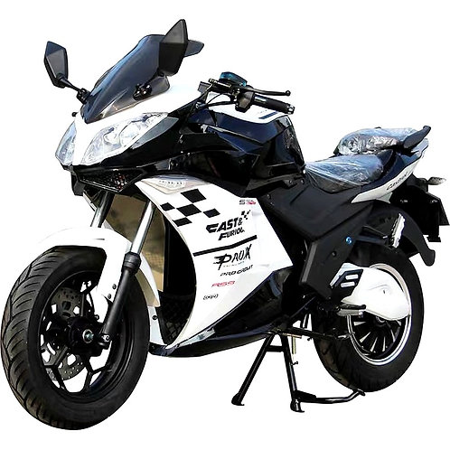 CRYPTOR GLOBAL™️©️ MISANO 3000W E- Motorcycle Scooter 85kmh-52mph Top Speed