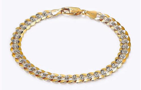 CRYPTOR GLOBAL Pegasus 18K Pure Gold Bracelet 750 Solid Gold